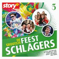 Cover  - De grootste feestschlagers volume 3