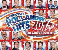 Cover  - De grootste Hollandse hits Jaaroverzicht 2017