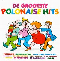 Cover  - De grootste polonaise hits