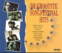 Cover  - De grootste Songfestival hits
