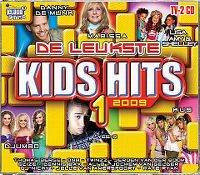 Cover  - De leukste Kids Hits 2009 - 1