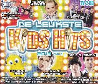 Cover  - De leukste Kids Hits 2013 Vol 1
