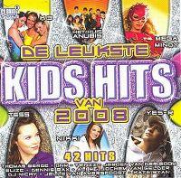 Cover  - De leukste Kids Hits van 2008