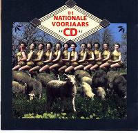Cover  - De Nationale Voorjaars CD 1993