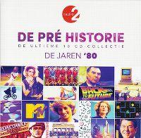 Cover  - De Pré Historie - De jaren '80