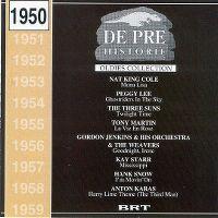 Cover  - De Pré Historie 1950