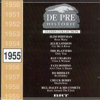 Cover  - De Pré Historie 1955