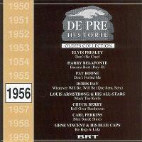 Cover  - De Pré Historie 1956
