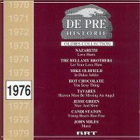 Cover  - De Pré Historie 1976