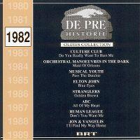 Cover  - De Pré Historie 1982