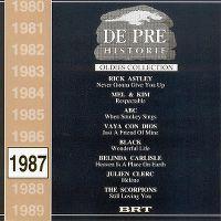Cover  - De Pré Historie 1987