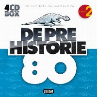 Cover  - De Pré Historie 80 - 4CD Box