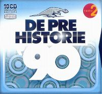 Cover  - De Pré Historie '90 - 10CD Box