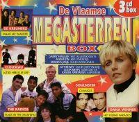 Cover  - De Vlaamse megasterren box
