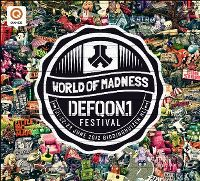 Cover  - Defqon.1 festival 2012 - World Of Madness