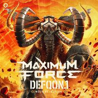 Cover  - Defqon.1 weekend festival 2018 - Maximum Force