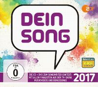 Cover  - Dein Song 2017