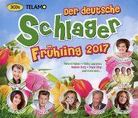 Cover  - Der deutsche Schlager Frühling 2017