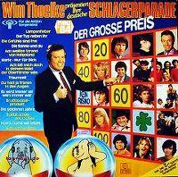 Cover  - Der grosse Preis - Wim Thoelke präsentiert Ihre deutsche Schlagerparade Neu '84