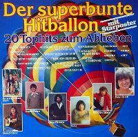 Cover  - Der superbunte Hitballon - 20 Tophits zum Abheben