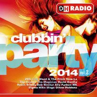 Cover  - DH Radio Clubbin' Party 2014 Vol. 2