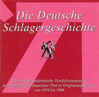 Cover  - Die deutsche Schlagergeschichte 1971