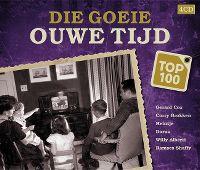 Cover  - Die goeie ouwe tijd Top 100