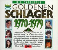 Cover  - Die goldenen Schlager 1970-1979