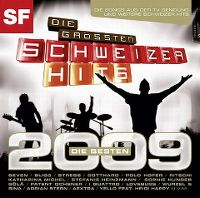 Cover  - Die grössten Schweizer Hits - Die Besten - 2009