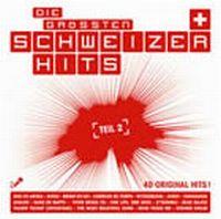 Cover  - Die grössten Schweizer Hits - Teil 2