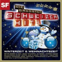 Cover  - Die grössten Schweizer Hits - Winterzeit & Weihnachtszeit