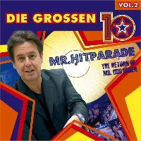 Cover  - Die großen 10 Vol. 2 - The Return Of Mr. Udo Huber