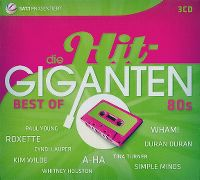 Cover  - Die Hit-Giganten - Best Of 80s