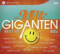 Cover  - Die Hit-Giganten - Best Of 90s