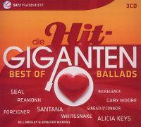 Cover  - Die Hit-Giganten - Best Of Ballads
