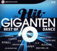 Cover  - Die Hit-Giganten - Best Of Dance