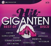 Cover  - Die Hit-Giganten - Best Of Disco