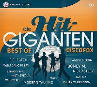 Cover  - Die Hit-Giganten - Best Of Discofox