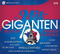 Cover  - Die Hit-Giganten - Best Of French Classics