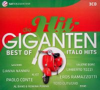 Cover  - Die Hit-Giganten - Best Of Italo Hits