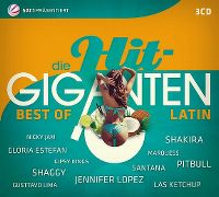 Cover  - Die Hit-Giganten - Best Of Latin