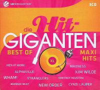 Cover  - Die Hit-Giganten - Best Of Maxi Hits