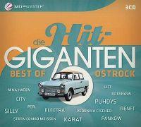 Cover  - Die Hit-Giganten - Best Of Ostrock