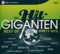 Cover  - Die Hit-Giganten - Best Of Party Hits