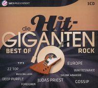 Cover  - Die Hit-Giganten - Best Of Rock