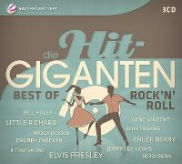 Cover  - Die Hit-Giganten - Best Of Rock'n'Roll