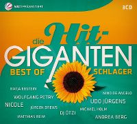 Cover  - Die Hit-Giganten - Best Of Schlager
