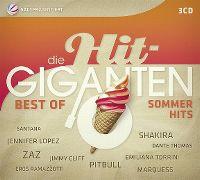 Cover  - Die Hit-Giganten - Best Of Sommerhits