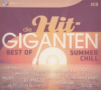 Cover  - Die Hit-Giganten - Best Of Summer Chill
