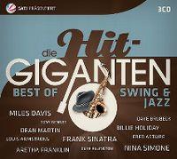 Cover  - Die Hit-Giganten - Best Of Swing & Jazz